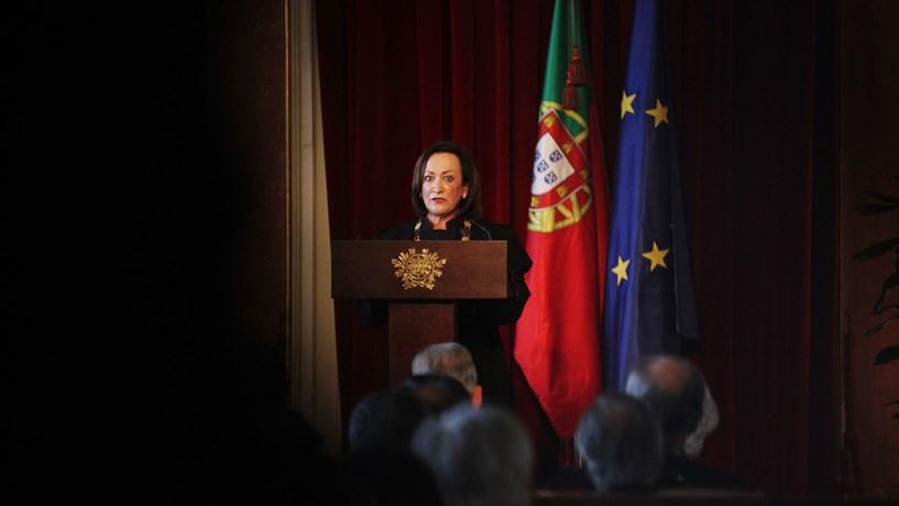 Recado da PGR de Portugal para Angola: