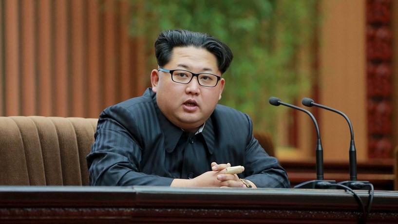Kim Jong-un marca encontro com presidente sul-coreano para abril