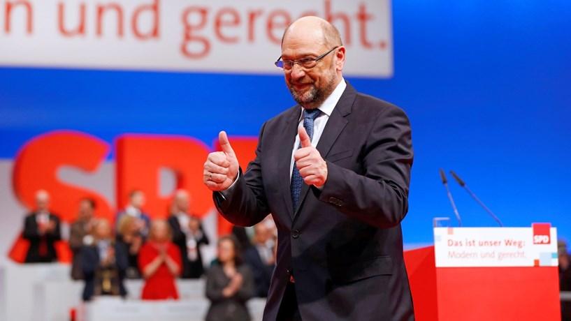 Schulz recusa ser ministro dos Negócios Estrangeiros