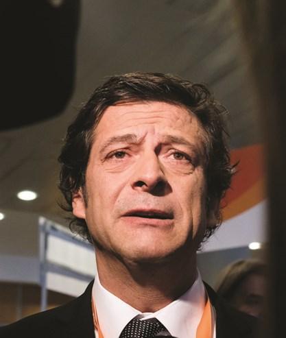 Coelho Lima na Comissão Política Nacional do PSD