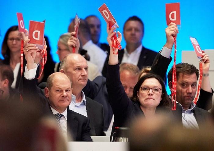 Alemanha. SPD escolhe mulher para a liderança