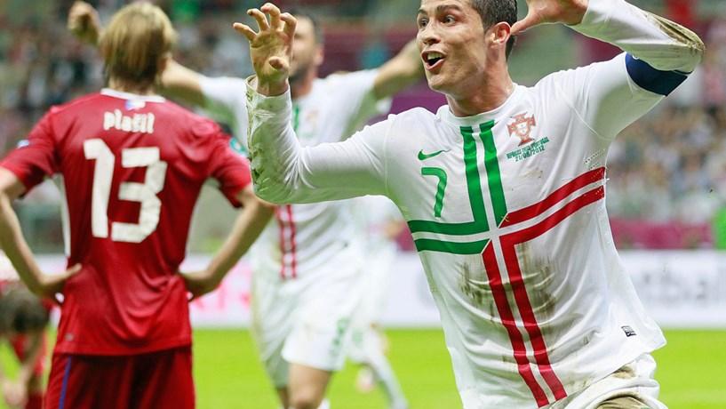 """Portugal defronta Suécia no """"play-off"""" de acesso ao Mundial do Brasil 3df604b07315d"""