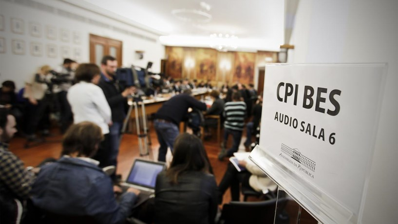 Relatório BES aprovado com votos do PSD, PS e CDS, contra do PCP e abstenção do BE