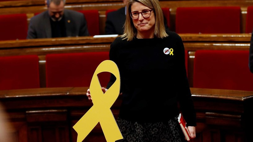 Independentistas escolhem Artadi como alternativa a Puigdemont