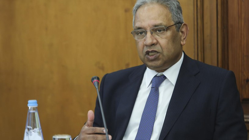 Nelson Souza - Ministro do Planeamento