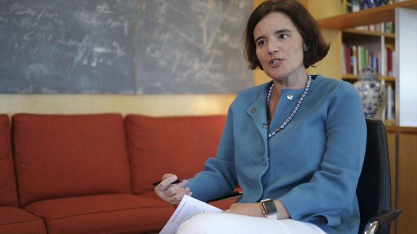 Mariana Vieira da Silva - Ministra de Estado e da Presidência